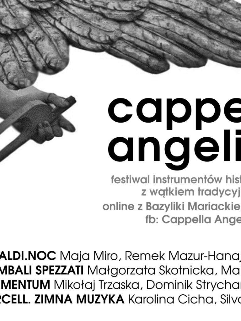 Cappella Angelica online